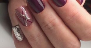 55+ Trendy Manicure Ideas In Fall Nail Colors