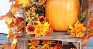 Decorating For Fall on a Budget - Unique DIY Fall Decor Ideas For The Home