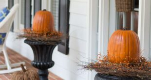 The Scoop Link Party #190 - Loads Of Fall Ideas And Inspiration | Worthing Court